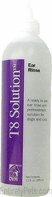 T8 Solution Ear Rinse (12oz)