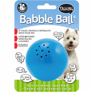 Talking Babble Ball - MEDIUM 2 3/4