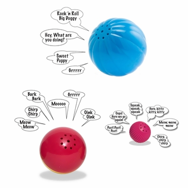 Talking Babble Ball - MEDIUM 2 3/4""