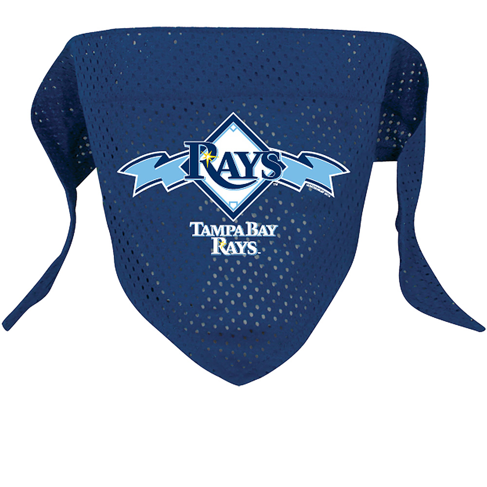Tampa Bay Rays Dog Bandanas