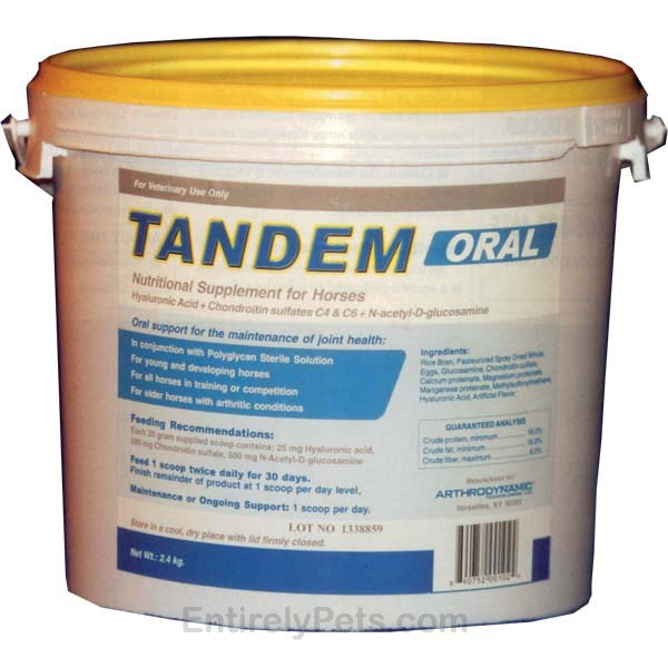 Tandem Oral Nutritional Supplement