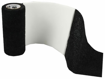Tape Power Flex AFD Absorbable Foam - Black 4""