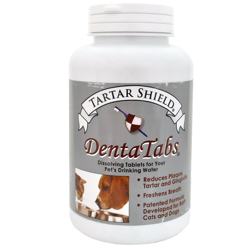 Tartar Shield DentaTabs (90 Tablets)