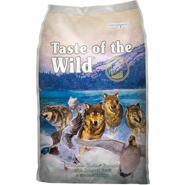 Taste of the Wild Wetlands Dog Food (30 lb)