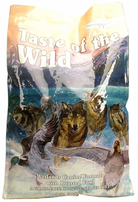 Taste of the Wild Wetlands Dog Food (5 lb)