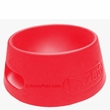 Tazlab Aqua-Fur Travel Bowl  (Fire Red)