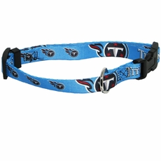 Tennessee Titans Dog Collar - Large
