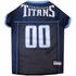 Tennessee Titans Dog Jersey - Small