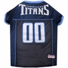 Tennessee Titans Dog Jersey - XSmall