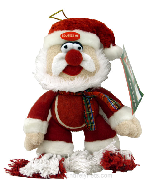 Tennis Belly Friend Santa