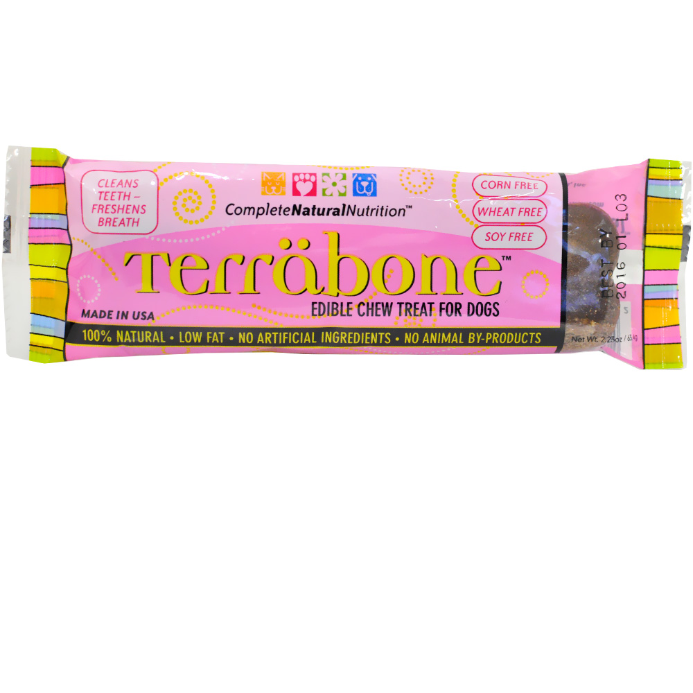 Terrabone Edible Chew Treat for Dogs (Regular)