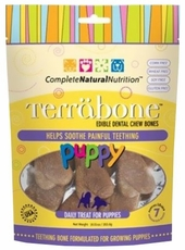 Terrabone Puppy Dental Chew Bones