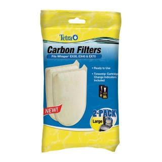 Tetra Carbon Filters Large (2 pack)