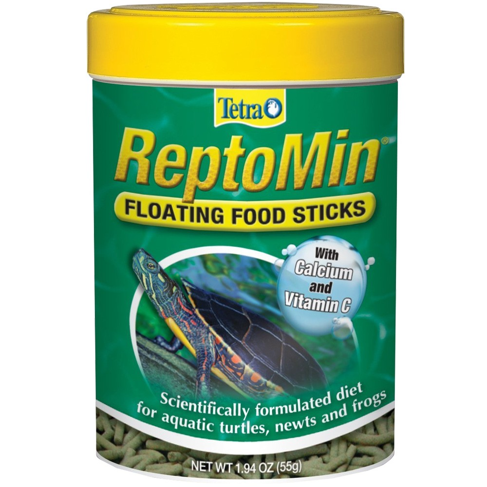 Tetra ReptoMin Floating Food Sticks (1.94 oz)