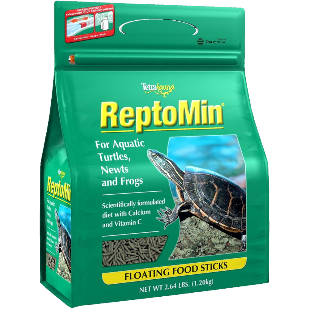 Tetra ReptoMin Floating Food Sticks (2.64 lbs)