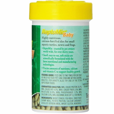 Tetra ReptoMin Mini Baby Floating Sticks (0.92 oz)