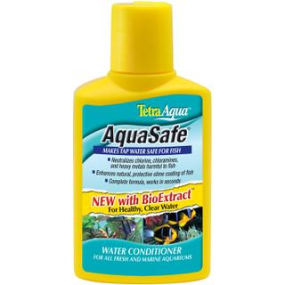 TetraAqua AquaSafe Water Conditioner (3.38 oz)