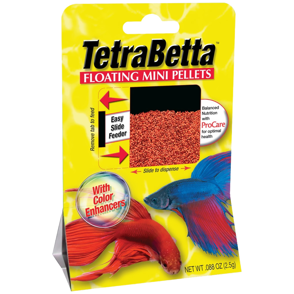 TetraBetta Floating Mini Pellets (0.09 oz)