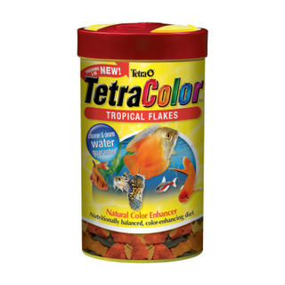 TetraColor Tropical Flakes (2.2 oz)