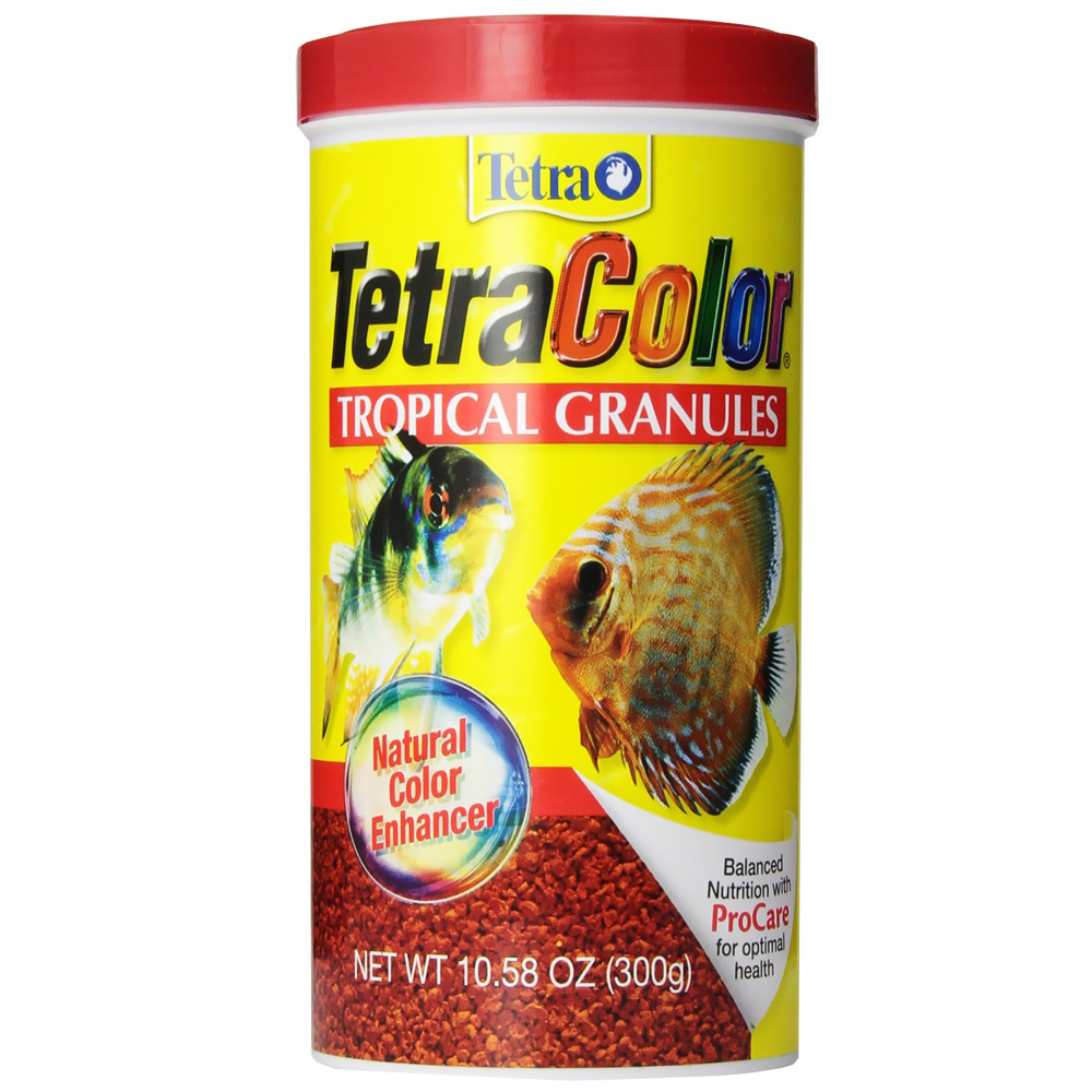 TetraColor Tropical Granules (10.58 oz)