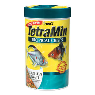 TetraMin Tropical Crisps (2.4 oz)