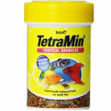 TetraMin Tropical Granules (1.2 oz)