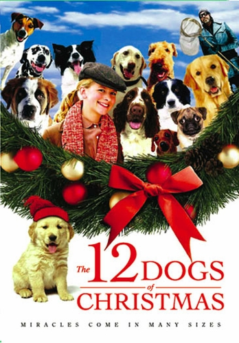 The 12 Dogs of Christmas DVD by Kragen & Company