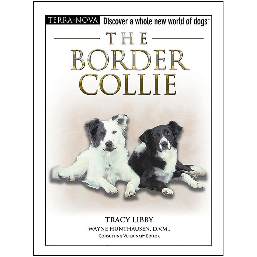 The Border Collie - FREE DVD Inside