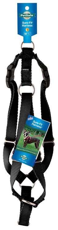 The Surefit Harness (Black)