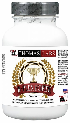 Thomas Labs B-Plex Forte (60 count)