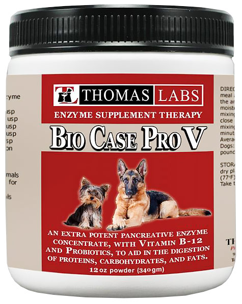 Thomas Labs Bio Case Pro V Powder (12 oz)