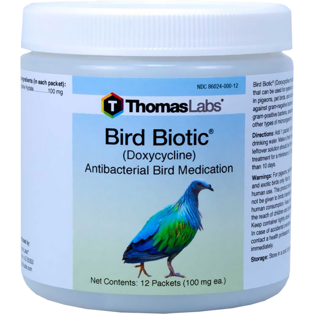 Thomas Labs Bird Biotic