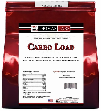 Thomas Labs Carbo Load Powder (3 lb)