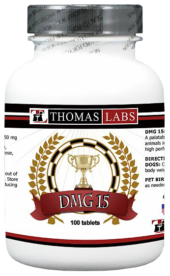 Thomas Labs DMG 15 (100 count)