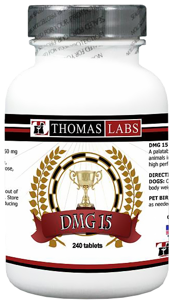 Thomas Labs DMG 15 (240 count)
