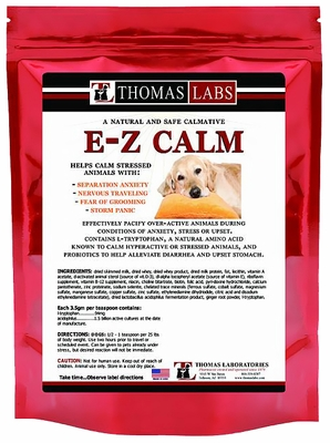 Thomas Labs E-Z Calm Powder (8 oz)