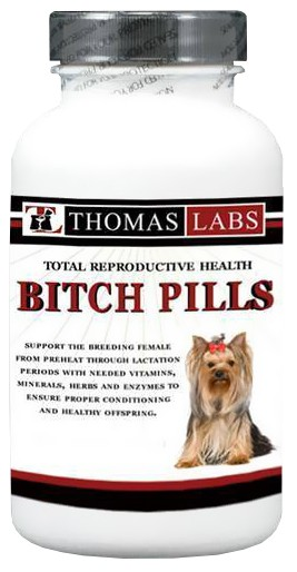 Thomas Labs Fertility & Breeding Vitamins