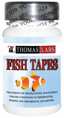 Thomas Labs Fish Tapes 34mg (5 count)