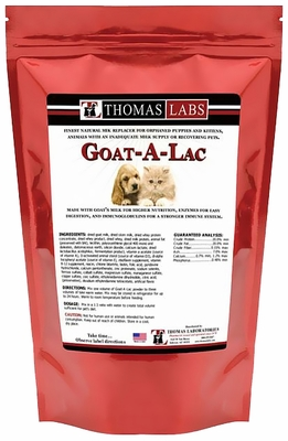 Thomas Labs Goat-A-Lac Powder (28 oz)