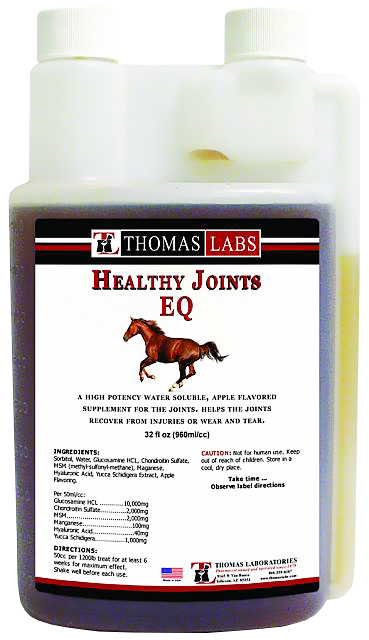 Thomas Labs Healthy Joints EQ (32 oz)