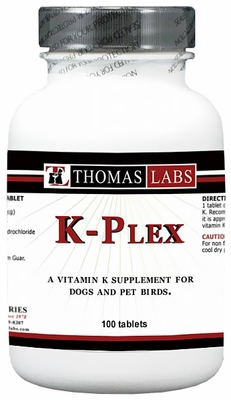 Thomas Labs K-Plex (100 tablets)