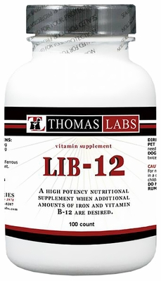 Thomas Labs Lib-12 (100 count)