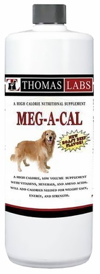 Thomas Labs Meg-A-Cal (32 oz)