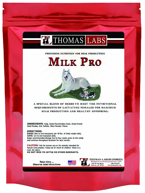 Thomas Labs Milk Pro Powder (8 oz)
