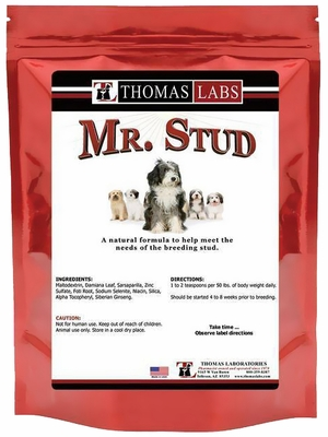 Thomas Labs Mr. Stud Powder (8 oz)