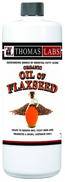 Thomas Labs Oil Of Flaxseed (16 oz)
