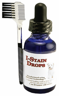 Thomas Labs Pet-A-Zyme I-Stain Drops (1 oz)