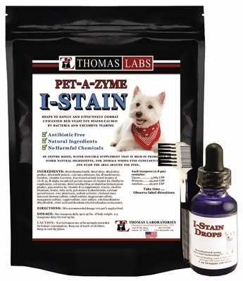Thomas Labs Pet-A-Zyme I-Stain Kit