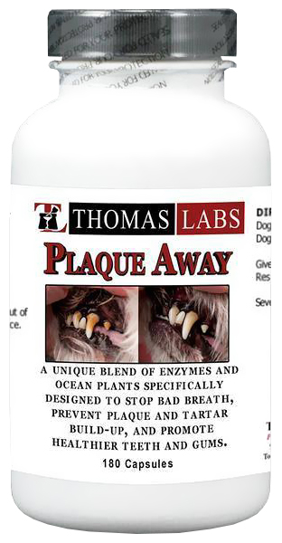 Thomas Labs Plaque Away (180 capsules)