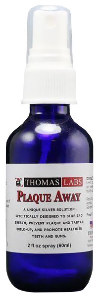 Thomas Labs Plaque Away Spray (2 oz)